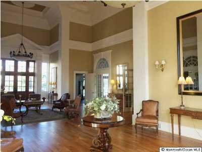 Monmouth County Adult Community For Sale: 132 Oval Road #132