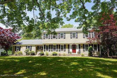 Middletown Single Family Home Under Contract: 38 Ivy Hill Road