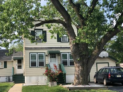 Keansburg Single Family Home Under Contract: 165 Seeley Avenue