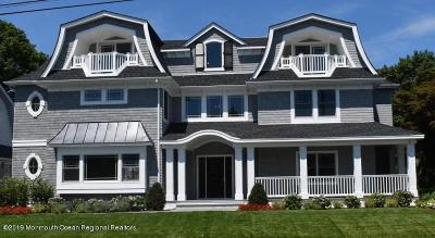Monmouth County Single Family Home For Sale: 401 Mercer Avenue