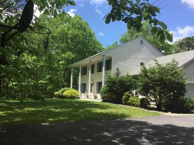 Jackson Single Family Home For Sale: 46 Bowman Road