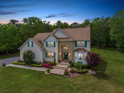Jackson Single Family Home For Sale: 4 Nicole Court