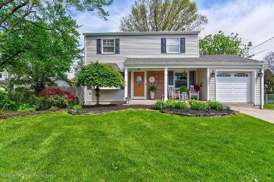 Freehold Single Family Home For Sale: 16 Barkalow Avenue