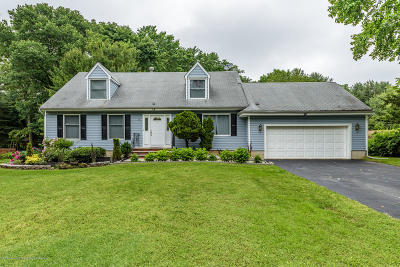 Morganville Single Family Home For Sale: 27 Brown Road