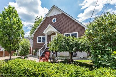 Long Branch Single Family Home For Sale: 420 Pacific Street