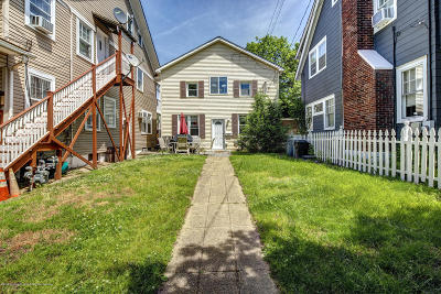 Asbury Park Single Family Home For Sale: 904 Heck Street