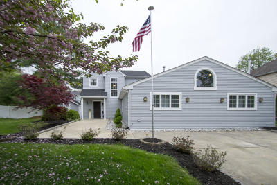Howell Single Family Home Under Contract: 10 Lindner Lane
