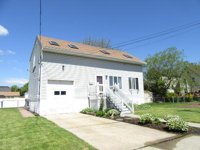 Atlantic Highlands Single Family Home For Sale: 69 Avenue A