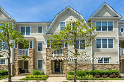 Monmouth County Condo/Townhouse For Sale: 9 Langtry Terr