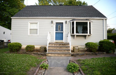 Hazlet Single Family Home For Sale: 82 13th Street
