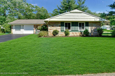 Aberdeen NJ Single Family Home For Sale: $399,000