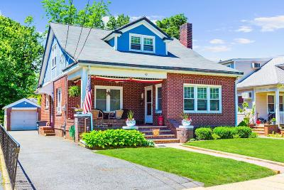 Freehold Single Family Home For Sale: 10 Fulton Street