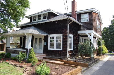 Long Branch Single Family Home Under Contract: 147 Branchport Avenue