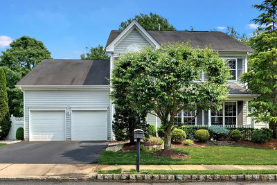 Morganville Single Family Home For Sale: 303 Sundew Drive