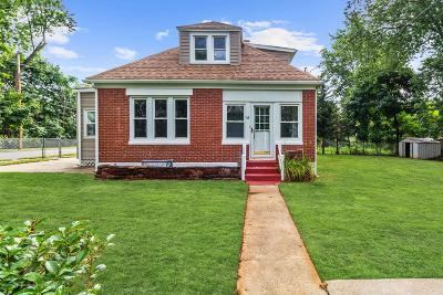Freehold Single Family Home For Sale: 16 3rd Street