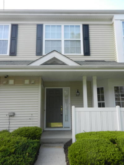 Jackson Condo/Townhouse For Sale: 311 Brookfield Drive