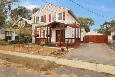 Hazlet Single Family Home For Sale: 11 2nd Street