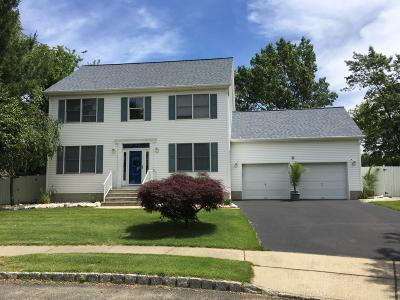 Hazlet Single Family Home For Sale: 5 Kailley Court