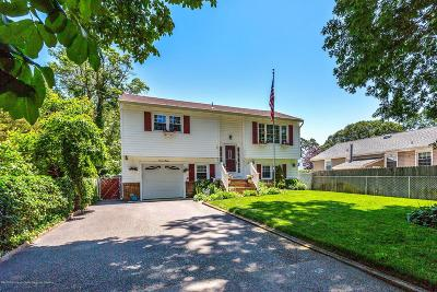 Point Pleasant Single Family Home For Sale: 1312 Dorset Dock Road