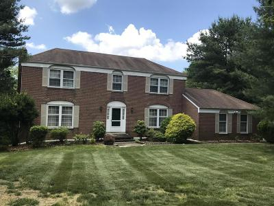 Holmdel NJ Single Family Home For Sale: $499,999