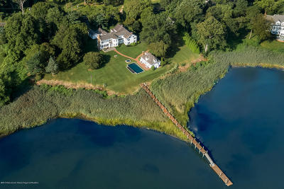 Monmouth County Single Family Home For Sale: 437 Locust Point Road