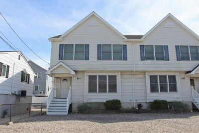 Seaside Heights Condo/Townhouse For Sale: 111 Trinidad Avenue #1