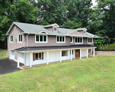 Holmdel Single Family Home For Sale: 46 Centerville Road