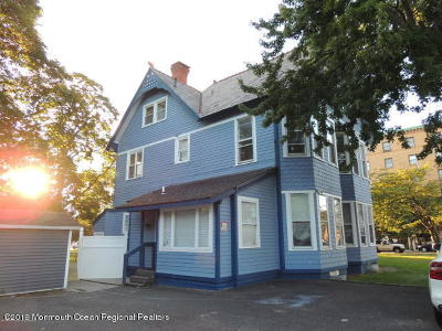 Long Branch Multi Family Home For Sale: 290 Broadway