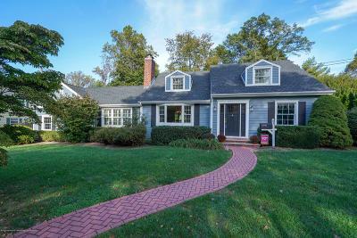 Fair Haven Single Family Home For Sale: 61 Highland Avenue