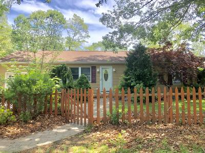Brick Single Family Home For Sale: 232 Van Zile Road