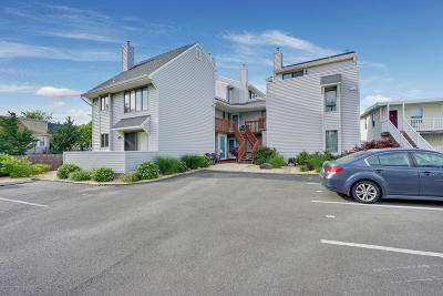 Seaside Heights Condo/Townhouse For Sale: 210 Sumner Avenue #B6