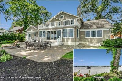 Toms River Single Family Home For Sale: 63 Cranmoor Drive