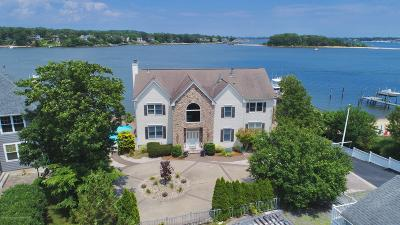 Point Pleasant Single Family Home For Sale: 3105 River Road #E