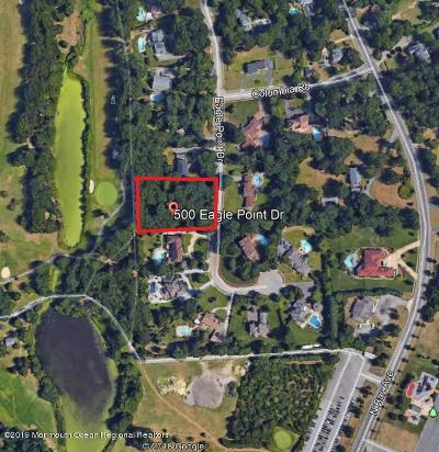 Residential Lots & Land For Sale: 500 Eagle Point Drive