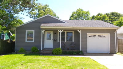 Point Pleasant Single Family Home For Sale: 2224 Wilson Road