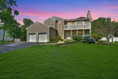 Jackson Single Family Home For Sale: 314 E Bird Village Road