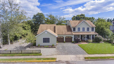 Bay Head Single Family Home For Sale: 3 Wyndham Drive