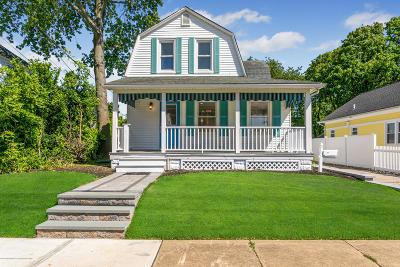 Manasquan Multi Family Home For Sale: 84 - 84 1 / Wyckoff Avenue