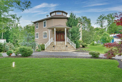 Manalapan Single Family Home For Sale: 314 Smithburg Road