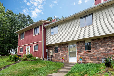 Howell Condo/Townhouse Under Contract: 8 Max Place