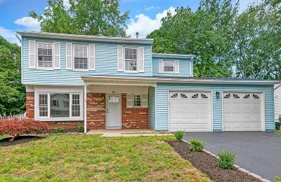 Howell Single Family Home For Sale: 66 Appletree Road
