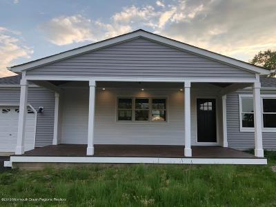 Toms River Single Family Home For Sale: 1916 Jay Street