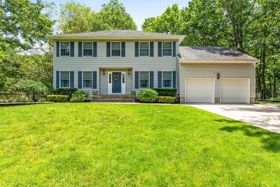 Jackson Single Family Home Under Contract: 33 Pitney Lane