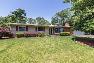 Brick Single Family Home For Sale: 546 Amherst Drive