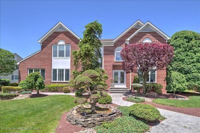 Morganville Single Family Home For Sale: 51 Stony Hill Drive