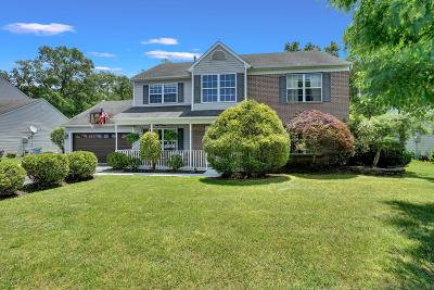 Howell Single Family Home For Sale: 87 W Shenendoah Road