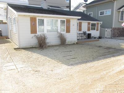 Ortley Beach Single Family Home For Sale: 27 S Beach Drive