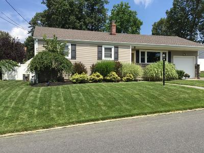 Brick Single Family Home For Sale: 725 Flagge Road