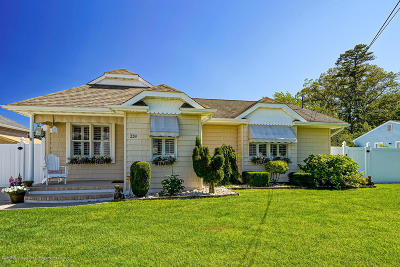Toms River Single Family Home For Sale: 239 Alabama Avenue