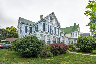 Fair Haven Single Family Home For Sale: 659 River Road